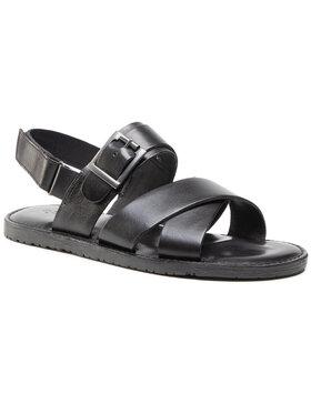 QUAZI QUAZI Sandales QZ-12-02-000113 Noir