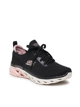 Skechers Skechers Cipő Level Up 149553-BKPK Fekete