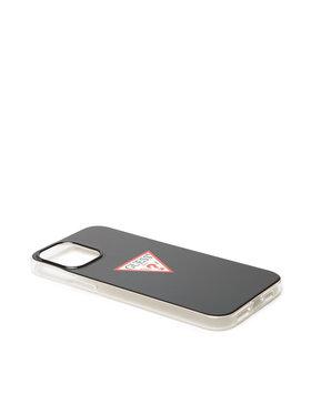 Guess Guess Étui téléphone portable GUHCP12LPCUCTLBK Noir