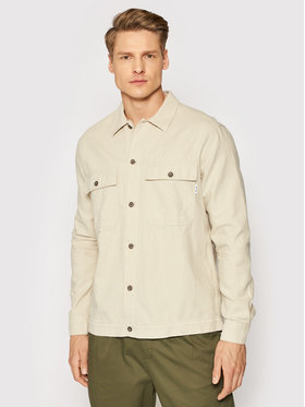 Only & Sons Only & Sons Hemd Kennet 22019758 Beige Regular Fit