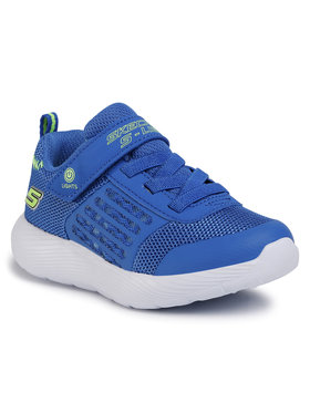 Skechers Skechers Sneakersy 90740N BLLM Niebieski