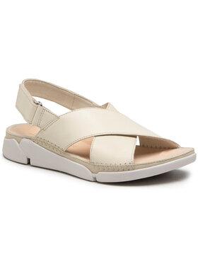 Clarks Clarks Sandále Tri Alexia 261479374 Béžová