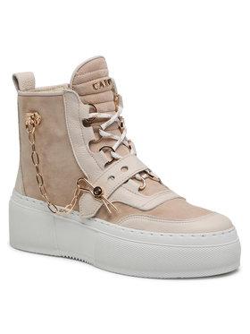 Carinii Carinii Sneakersy B7051 Beżowy