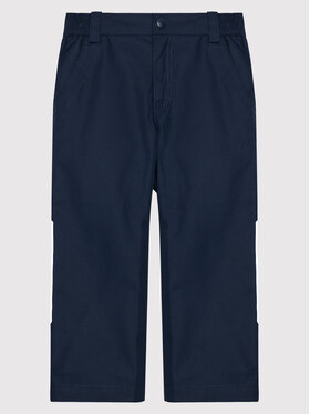 Reima Reima Outdoor панталони Slana 522264 Тъмносин Regular Fit