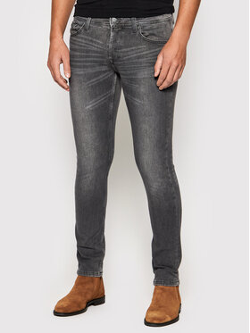 Only & Sons Only & Sons Jeansy Loom Life 22021664 Szary Slim Fit