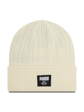 Puma Puma Bonnet Ribbed Classic Beanie 022831 08 Beige