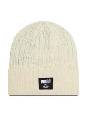 Puma Puma Σκούφος Ribbed Classic Beanie 022831 08 Μπεζ