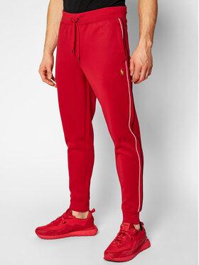Polo Ralph Lauren Polo Ralph Lauren Teplákové kalhoty Lunar New Year 710828373001 Červená Regular Fit