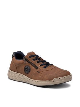 Rieker Rieker Sneakersy B5820-24 Brązowy