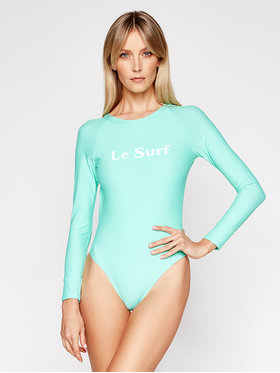 Drivemebikini Drivemebikini Női fürdőruha Le Surf Ocean 2020-DRV-013_AB Zöld