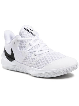 Nike Nike Обувки Zoom Hyperspeed Court CI2963 100 Бял