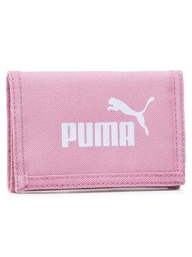 Puma Puma Veľká dámska peňaženka Phase Wallet 075617 44 Ružová