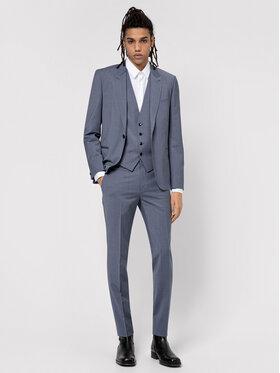 Hugo Hugo Costum Arti/Hesten 212V1X 50450103 Gri Extra Slim Fit