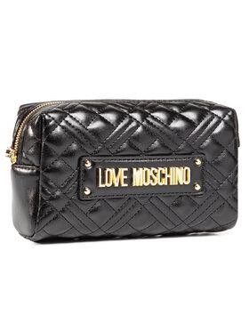 LOVE MOSCHINO LOVE MOSCHINO Kosmetiktasche JC5304PP0BKA0000 Schwarz