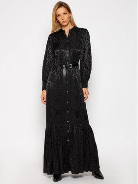 MICHAEL Michael Kors MICHAEL Michael Kors Φόρεμα πουκάμισο MF0800SF6K Μαύρο Regular Fit