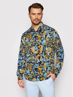 Versace Jeans Couture Versace Jeans Couture Koszula B1GWA6R1 Kolorowy Regular Fit