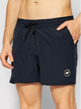 4F 4F Pantaloncini da bagno H4L21-SKMT001 Blu scuro Regular Fit