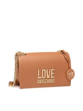 LOVE MOSCHINO LOVE MOSCHINO Torbica JC4099PP1DLJ020A Smeđa