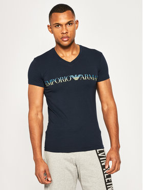 Emporio Armani Underwear Emporio Armani Underwear T-Shirt 110810 0P516 00135 Tmavomodrá Regular Fit