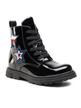 Tommy Hilfiger Tommy Hilfiger Μπότες Lace-Up Bootie T3A5-30836-1026999 S Μαύρο