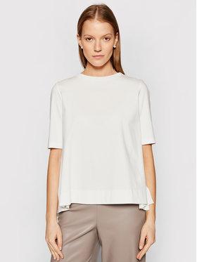 Marella Marella Блуза Frais 39710214 Бял Regular Fit