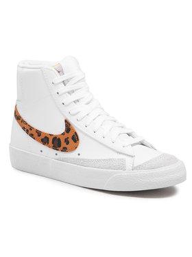Nike Nike Chaussures Blazer Mid '77 Se DA8736 101 Blanc