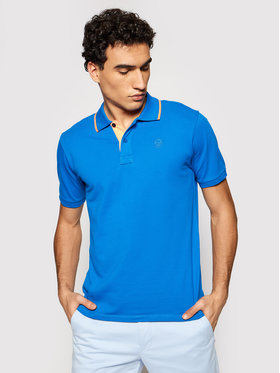 North Sails North Sails Polo W/Embroidery 692313 0760 Granatowy Regular Fit