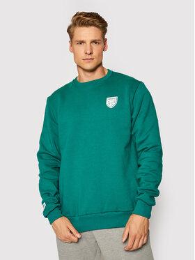 PROSTO. PROSTO. Majica dugih rukava KLASYK Respect 1113 Zelena Regular Fit