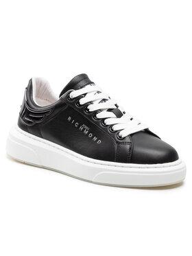 John Richmond John Richmond Sneakersy 10200/CP A Czarny