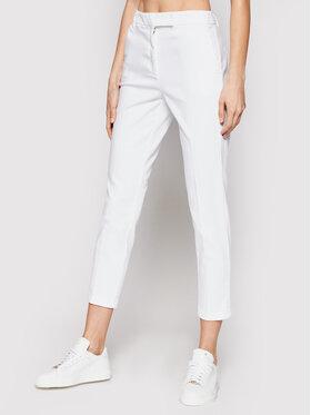 Marella Marella Pantaloni chino Ilatro 31310814 Alb Chino Fit