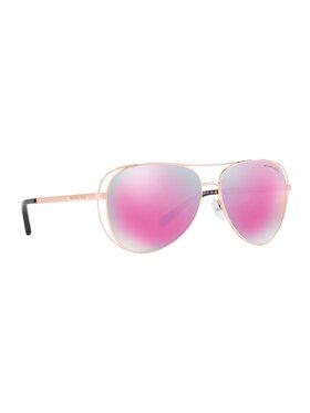 Michael Kors Michael Kors Okulary przeciwsłoneczne Lai 0MK1024 11944X Złoty