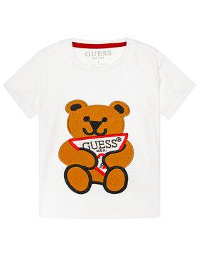 Guess Guess T-shirt N0BI22 I3Z00 Bianco Regular Fit