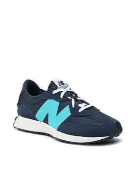 New Balance New Balance Sneakersy GS327FD Granatowy