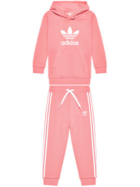 adidas adidas Survêtement Trefoil GN8198 Rose Regular Fit