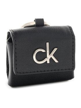 Calvin Klein Calvin Klein Ausinių dėklas Re-Lock Ipod Air Dangle K60K608453 Juoda