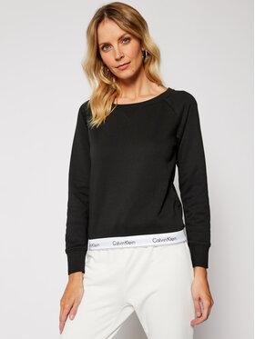Calvin Klein Underwear Calvin Klein Underwear Mikina Modern 000QS5718E Černá Regular Fit