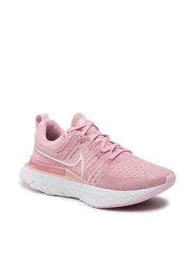 Nike Nike Batai React Infinity Run Fk 2 CT2423 600 Rožinė