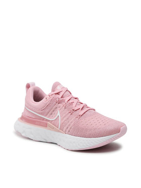 Nike Nike Topánky React Infinity Run Fk 2 CT2423 600 Ružová
