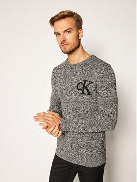 Calvin Klein Jeans Calvin Klein Jeans Svetr J30J316592 Barevná Regular Fit