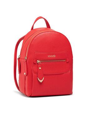 Liu Jo Liu Jo Ruksak M Backpack AA1105 E0027 Crvena