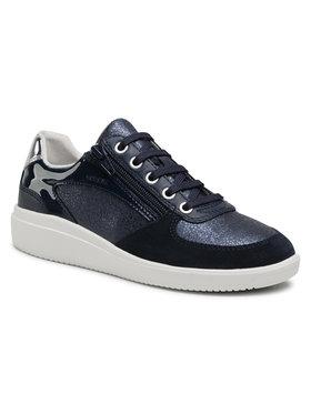 Geox Geox Sneakersy D Tahina A D04BDA 0PV22 C4294 Tmavomodrá