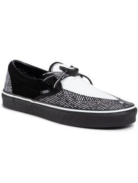 Vans Vans Πάνινα παπούτσια Classic Slip-On VN0A4BV3T4V1M Μαύρο