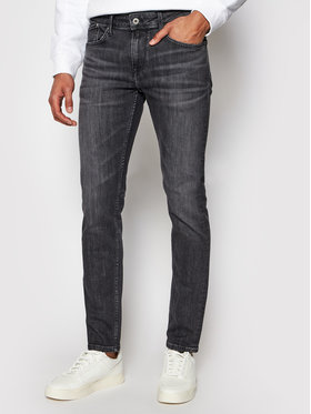 Pepe Jeans Pepe Jeans Traperice Finsbury PM200338 Crna Skinny Fit
