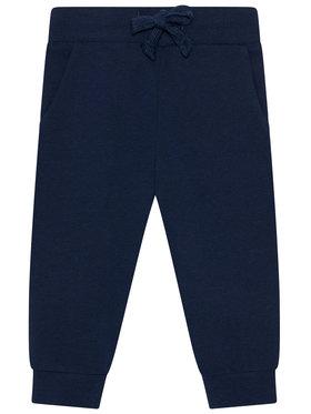 Guess Guess Teplákové kalhoty L93Q24 KAUG0 Tmavomodrá Regular Fit