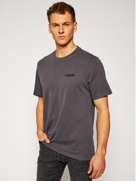 Levi's® Levi's Marškinėliai 16143-0085 Pilka Relaxed Fit