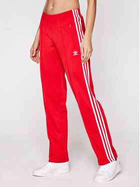 adidas adidas Teplákové kalhoty adicolor Classics Firebird Primeblue GN2820 Červená Regular Fit