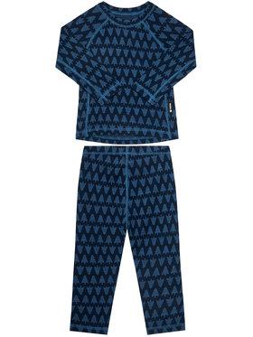 Reima Reima Set di biancheria intima termica Taival 536434 Blu Regular Fit