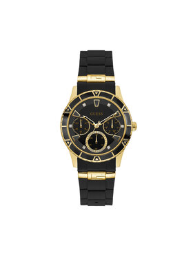 Guess Guess Ρολόι Valencia W1157L1 Μαύρο