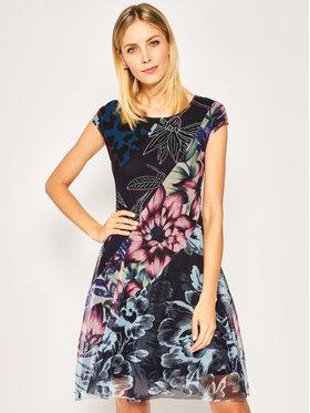 Desigual Desigual Kasdieninė suknelė Africa 20SWVK70 Spalvota Slim Fit