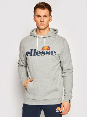 Ellesse Ellesse Džemperis Sl Gottero Oh Pilka Regular Fit